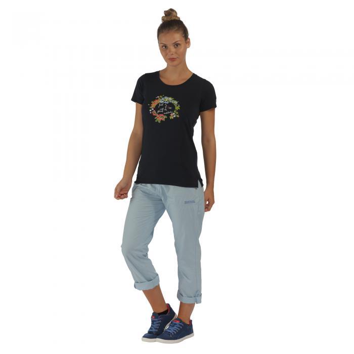 Filandra T-Shirt Navy