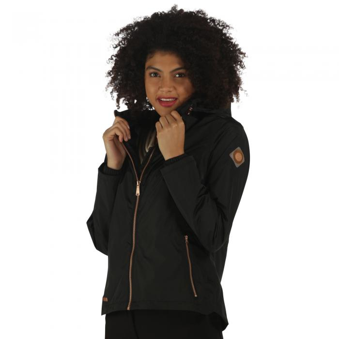 Jacobella Jacket Black