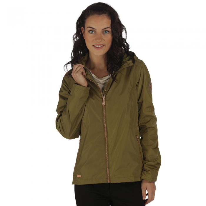 Jacobella Jacket UtilityGreen
