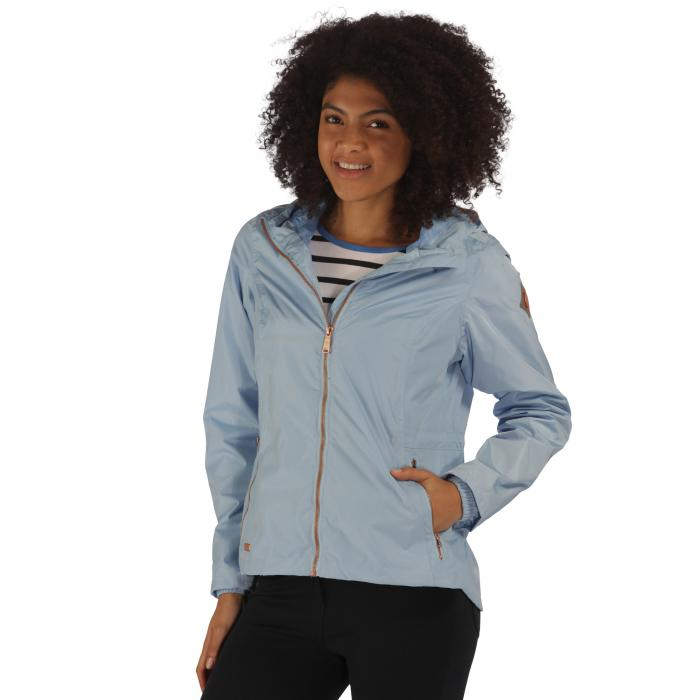 Jacobella Jacket Powder Blue