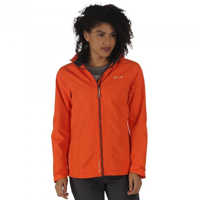 Women's Semita II Jacket Pumpkin