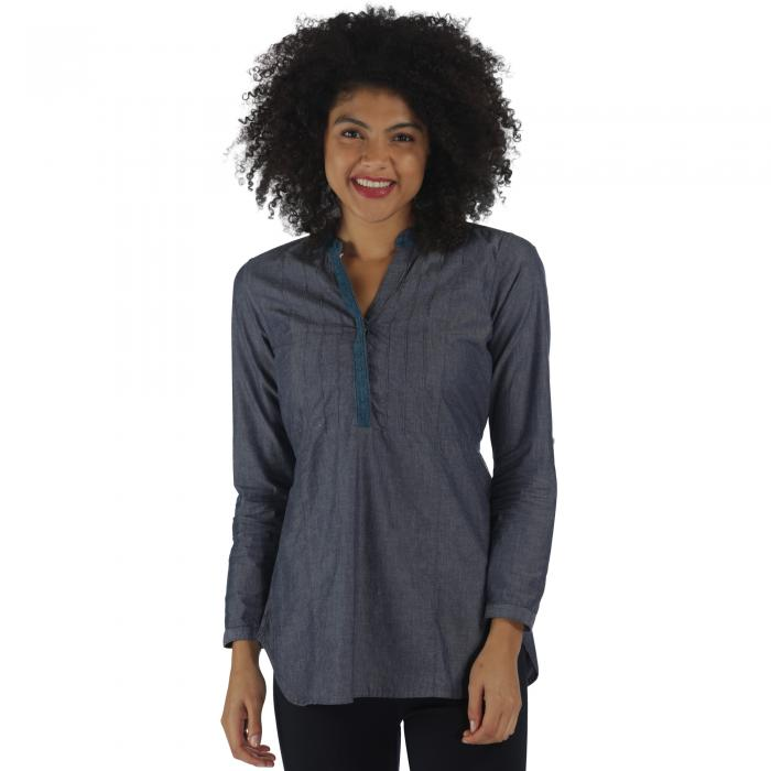 Magda Tunic Chambray
