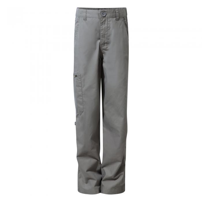 Kids Kiwi Trousers Platinum