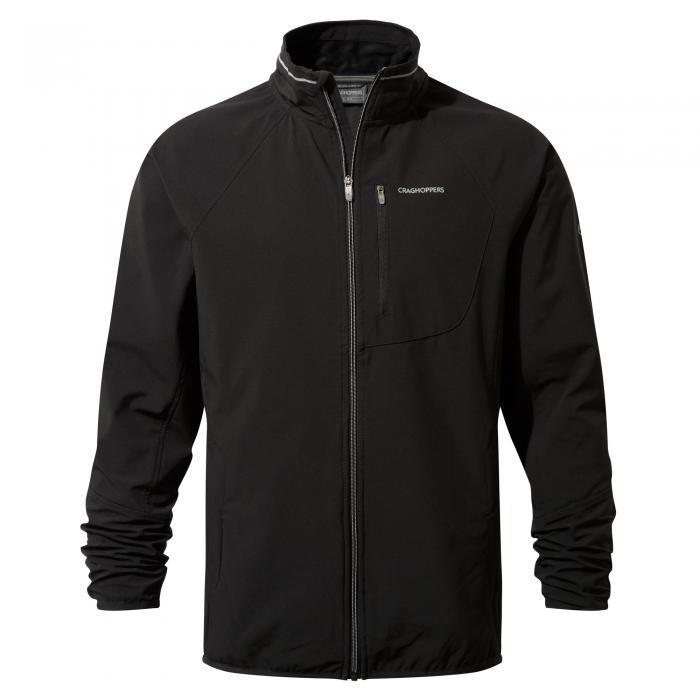 Craghoppers Pro Lite Softshell Jacket - Black