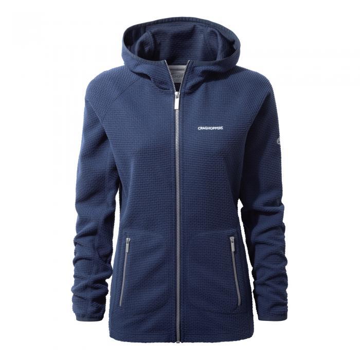 Hazelton Hooded Jacket Night Blue