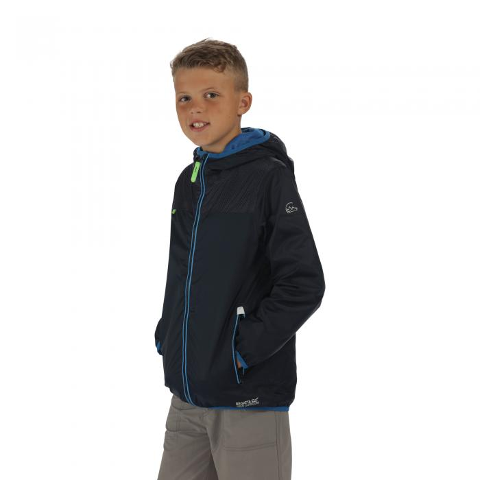 Leverage Jacket Navy