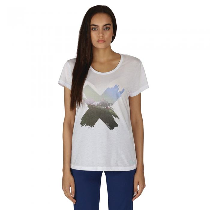 Poised T-Shirt White
