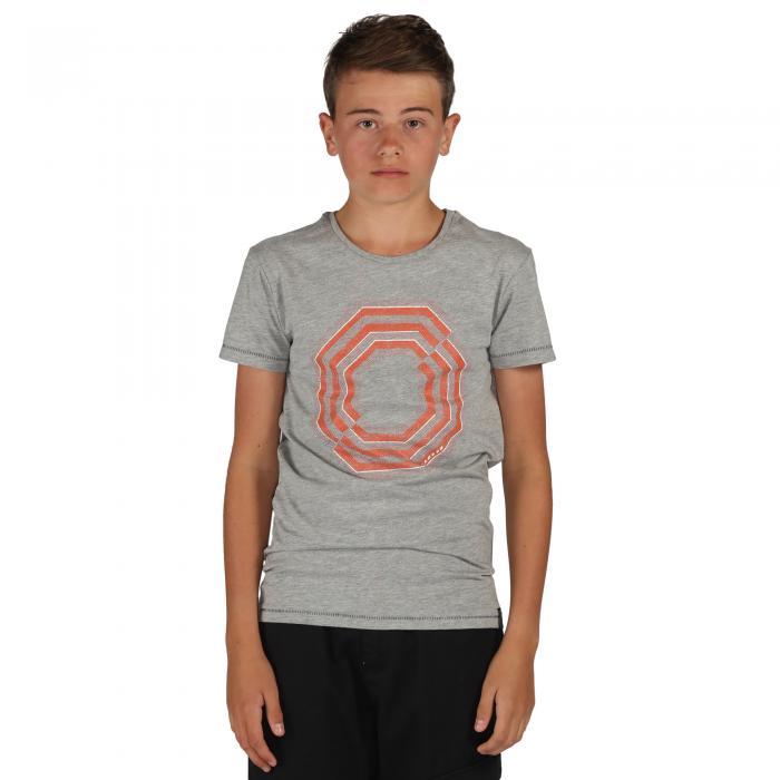 Nonsense T-Shirt Ash Grey Marl