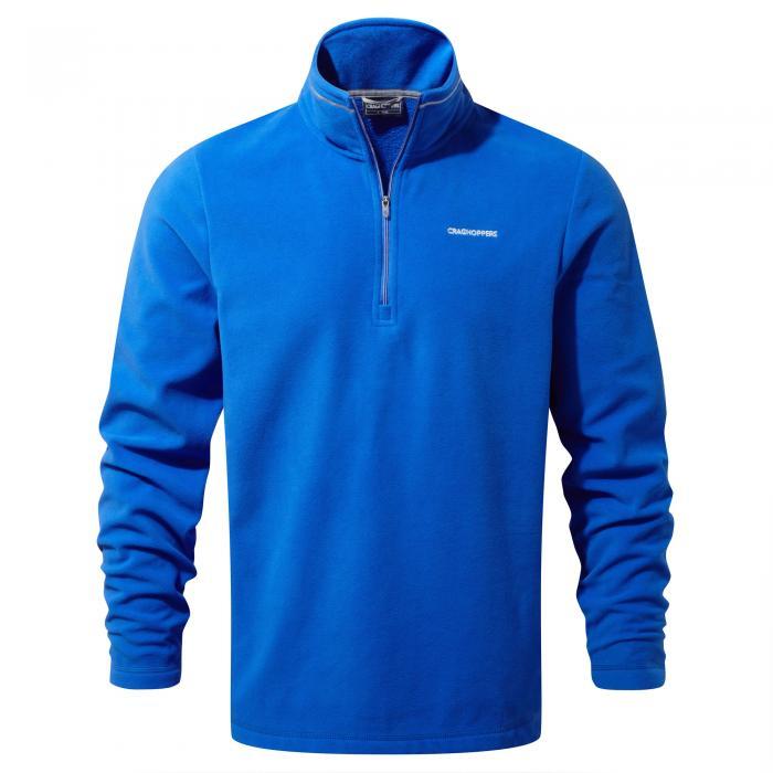 Corey III Half Zip Sport Blue