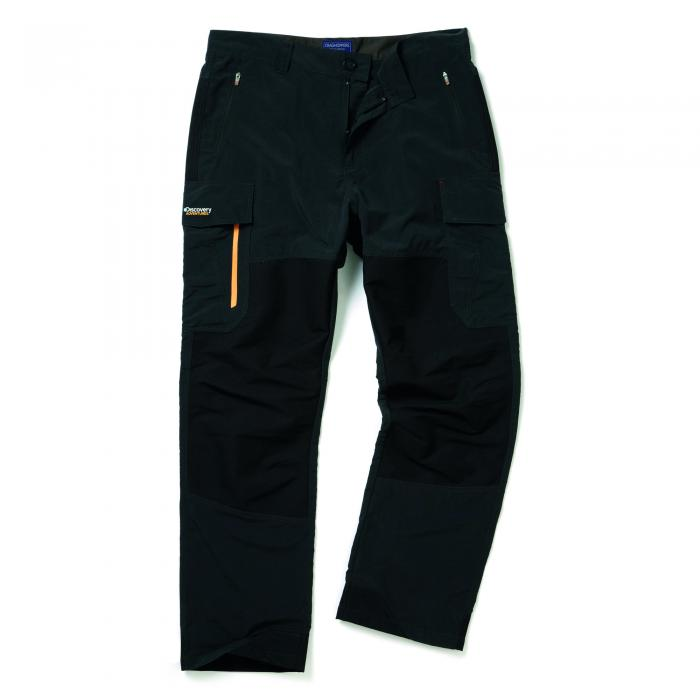 Discover Adventures Trouser Black