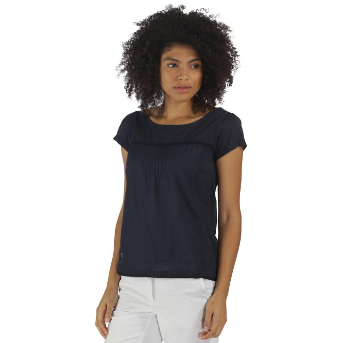 Feronia T-Shirt Navy