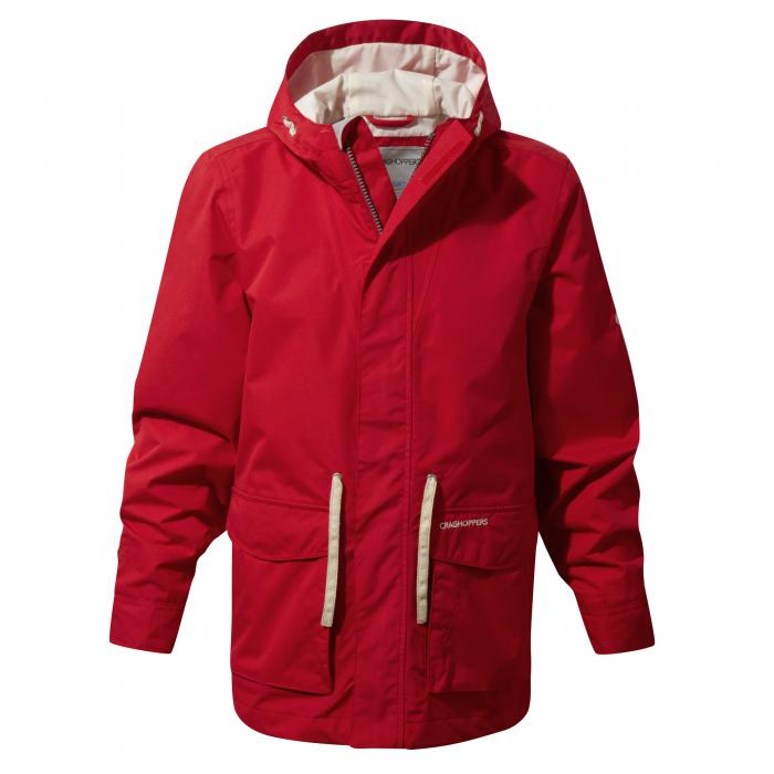 Robin Jacket Fiesta Red