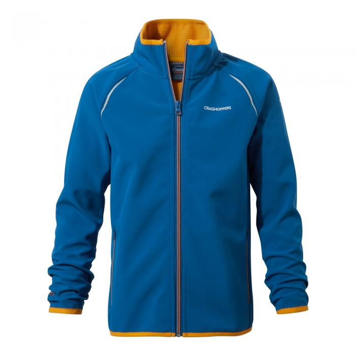 Discovery Adventures Softshell Jacket Deep Blue