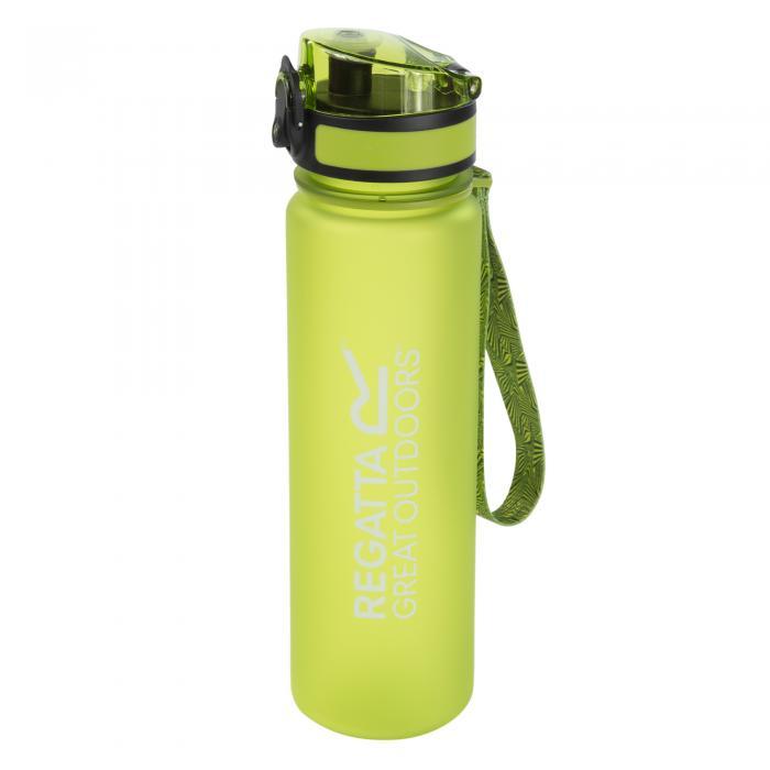 0.6L Tritan Flip Bottle Green