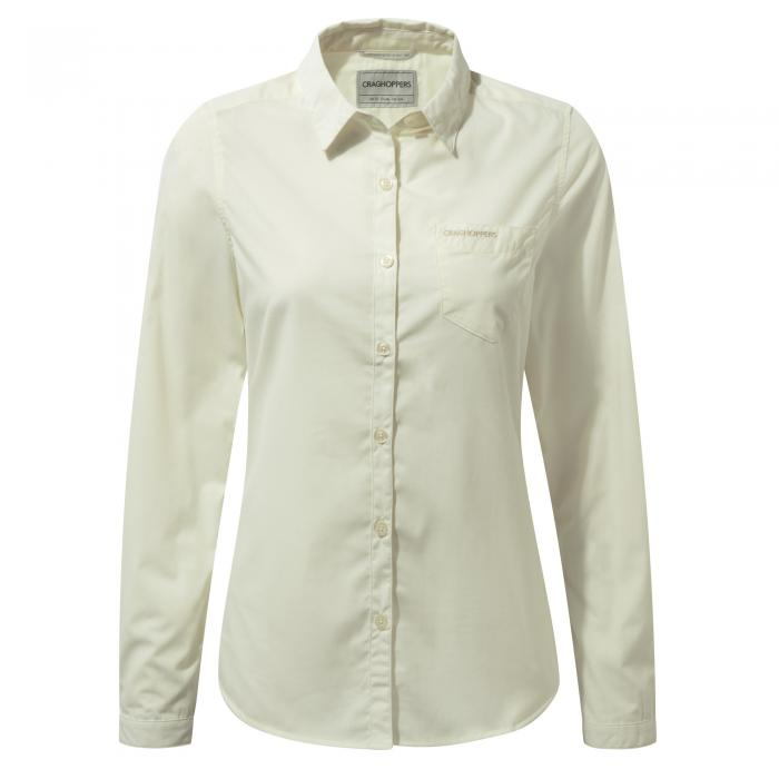 Kiwi Long Sleeved Shirt Sea Salt