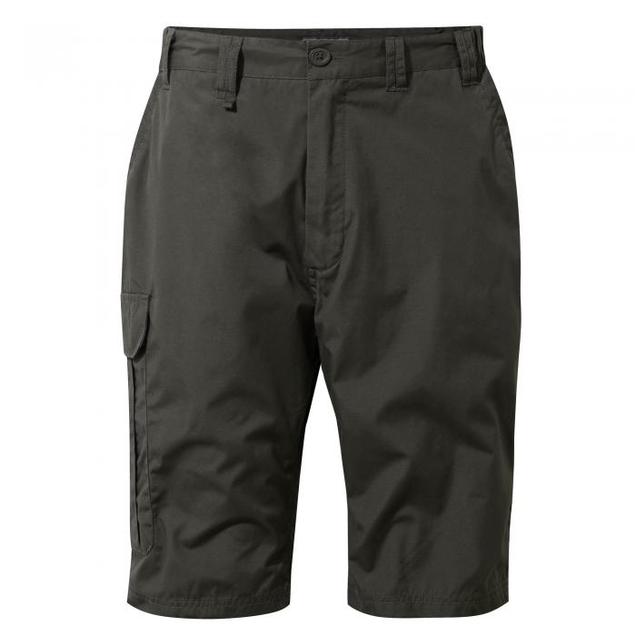 Craghoppers Kiwi Long Shorts - Bark