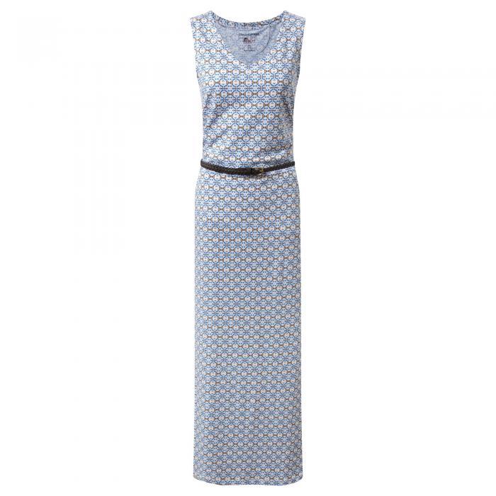 NosiLife Amiee Maxi Dress Bluebell Combo