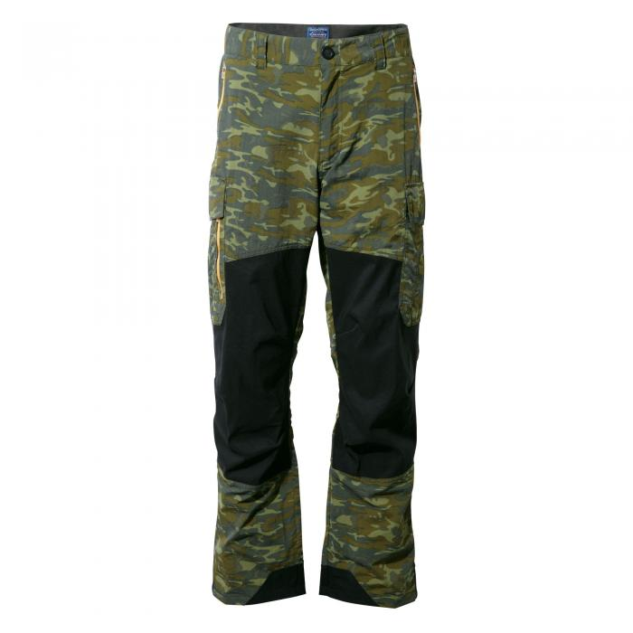 Discovery Adventures Trouser Dark Moss Combo
