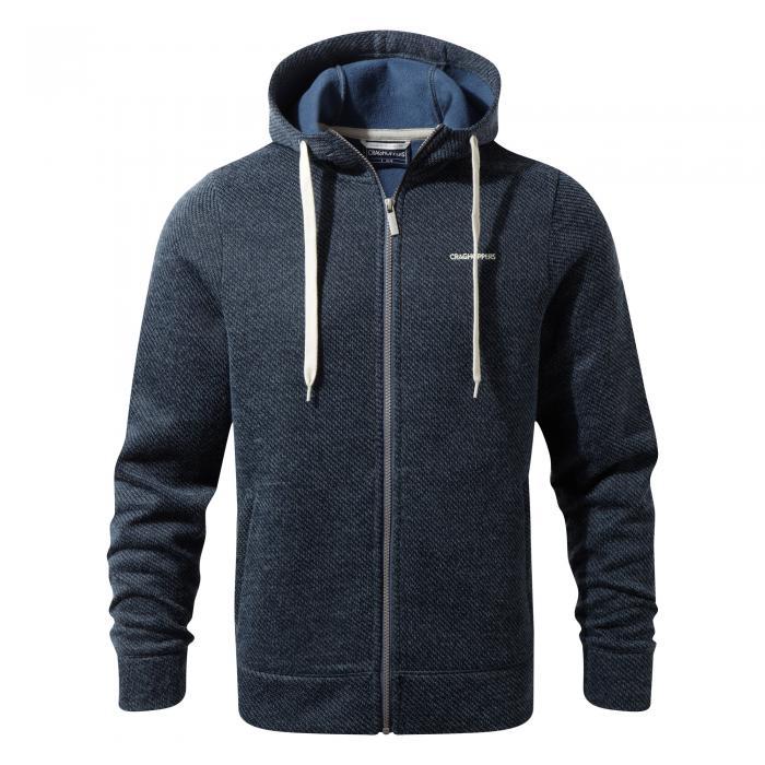 Mason Hooded Jacket Vintage Indigo