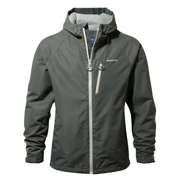 Fenton Jacket Dark Grey