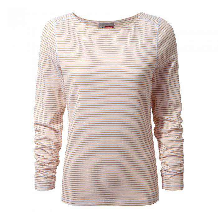 NosiLife Erin Long Sleeved Top Mango Combo