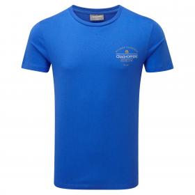 Erec Short-Sleeved T-Shirt SE Sport Blu