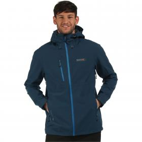 Wentwood 3 in 1 Jacket Blue Wing