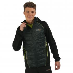Andreson II Hybrid Jacket Black Dark Spruce