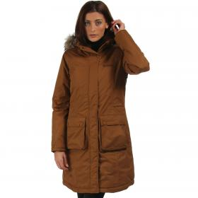 Lumexia Parka Jacket Saddle