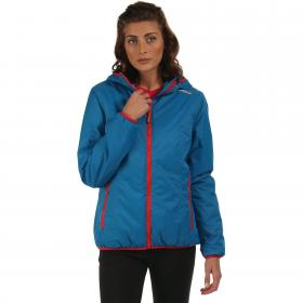 Womens Tuscan Jacket Petrol Blue