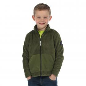 Boys Highwood Fleece Cypress Green
