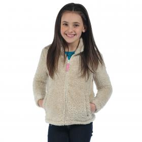 Girls Foxton Fleece Polar Bear