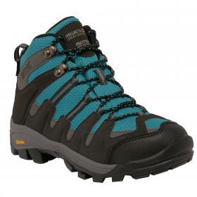 Lady Burrell Hiking Boot Briar Enamel
