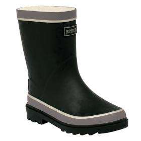 Foxfire Jnr Welly Black
