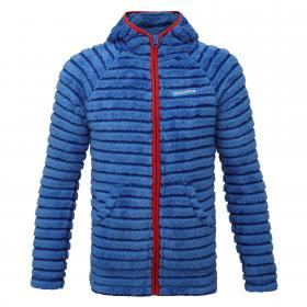 Earlton Fleece Jacket Sport Blue