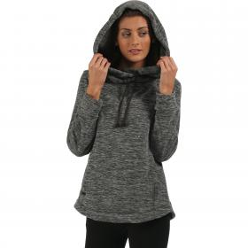 Kizmit Hooded Fleece Ash