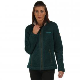 Ranita Fleece Deep Teal