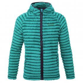 Girls Appleby Jacket Brt Turq Com
