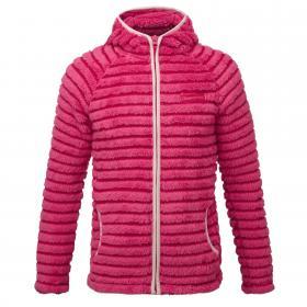 Girls Appleby Jacket ElctcPnk Cmb