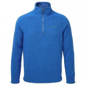 Sifton Half Zip Sport Blue