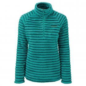 Appleby Half Zip Bright Turquoise