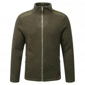 Caledon Jacket Dark Moss