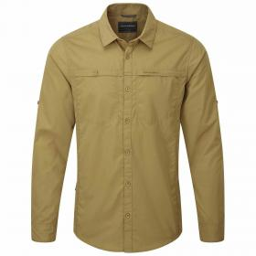Kiwi Trek Long-Sleeved Shirt Light Olive