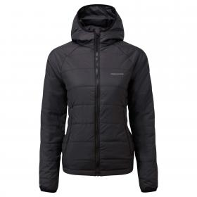 Compresslite Packaway Jacket Black Black