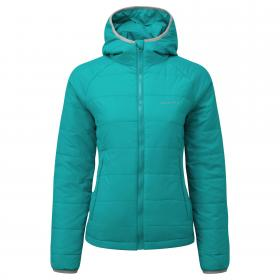 Compresslite Packaway Jacket Bright Turquoise