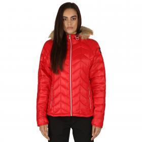 Endow Microwarmth Jacket True Red