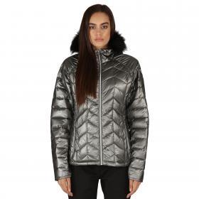 Endow Microwarmth Jacket Metallic Silver