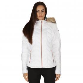 Endow Microwarmth Jacket White