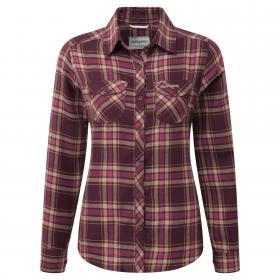 Valemont Shirt DkRiojRed Cm