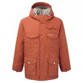 Alix Jacket Burnt Orange